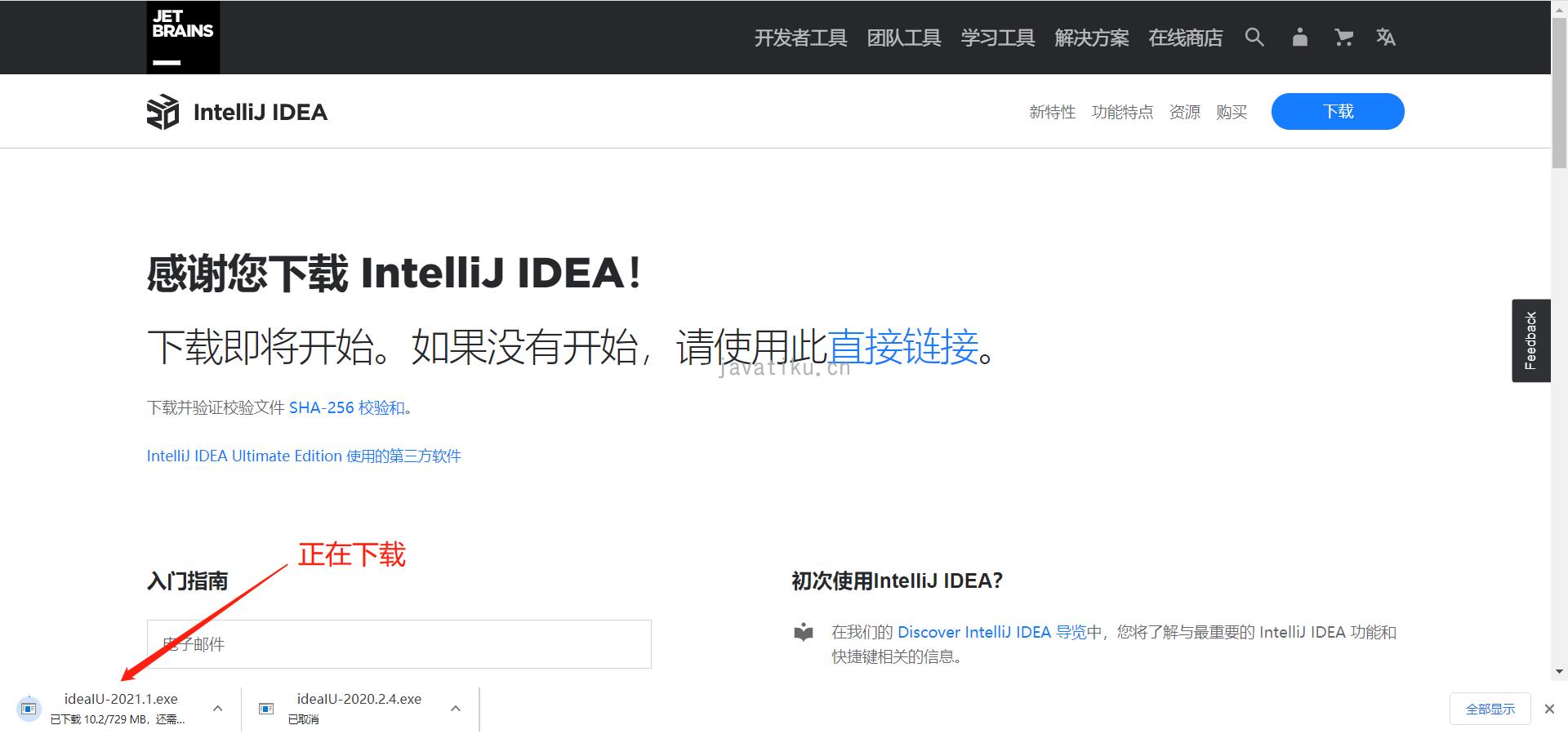 IDEA核心文件